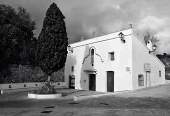 Ermita de la Font Santa de Teulada.